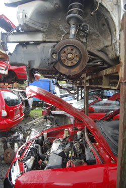 Evesham Auto Spares, Salvage and Dismantlers